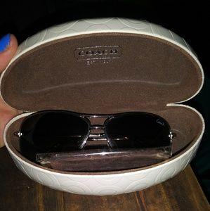 Womens coach sunglasses